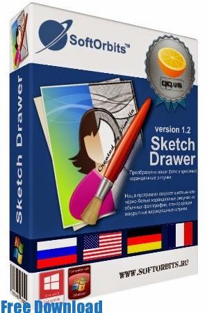 تحميل برنامج تحويل الصور الي صور مرسومة بالقلم الرصاص 2015 مجانا Photo to Sketch Converter