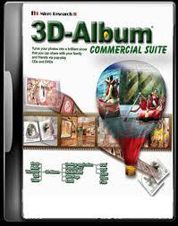 تحميل برنامج ثري دي البوم 3D Album