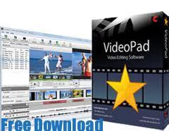 تحميل برنامج فيديو باد لتحرير الفيديو VideoPad Video Editor
